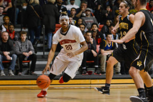 Basketball tops Wentworth, 91-62