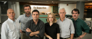 """Review: """"Spotlight"""" seeks truth in realistic style"""