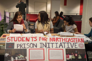 Letter-writing campaign supports Northeastern education for inmates