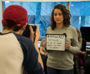 NU to release new campus climate survey