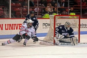 NU sweeps UNH for two Hockey East wins