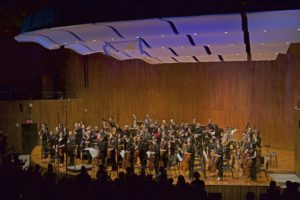 All-volunteer orchestra pays tribute to Bowie