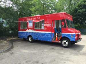 City Hall To Go brings services to neighborhoods