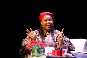 Gbowee stresses religious accord