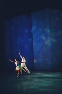 Ballet comments on political oppression