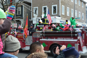 St. Patrick's Day parade brings fun, trouble
