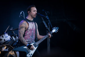 Bullet for My Valentine returns to America
