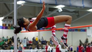 Track and field finishes indoor season