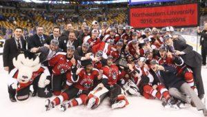 Huskies crowned Hockey East champs, lock up bid to NCAA's