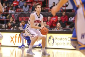 Caleb Donnelly earns academic honors