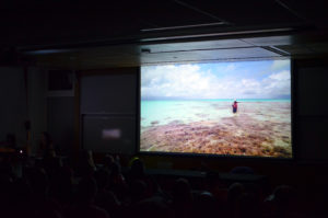 Film festival forecasts hope for marine science