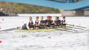 Men's rowing heads to nationals
