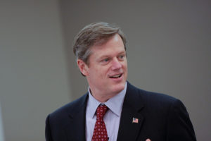 Governor Baker signs transgender rights bill