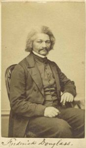 Frederick Douglass honored in images, words