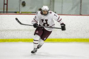 Women's hockey welcomes five freshmen