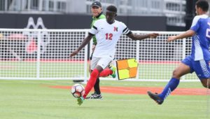 Men's soccer starts conference play
