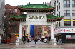 Boston's Chinatown lantern festival honors Chinese traditions