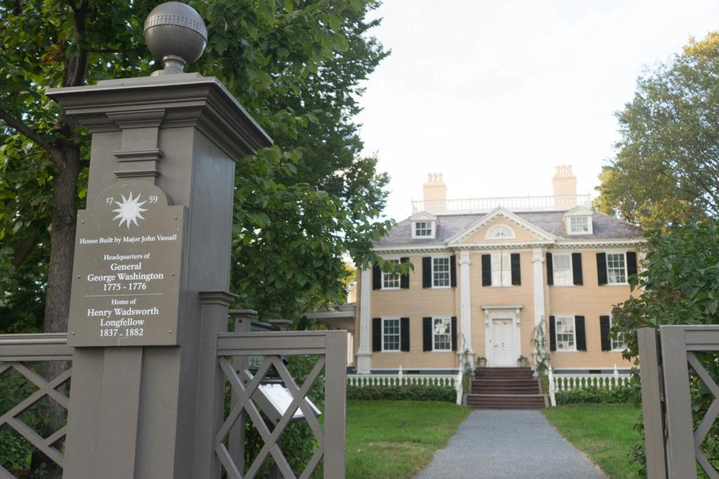 Expanding the long history of the Longfellow House