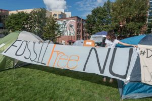 [UPDATED] SGA backs DivestNU, calls for divestment pledge