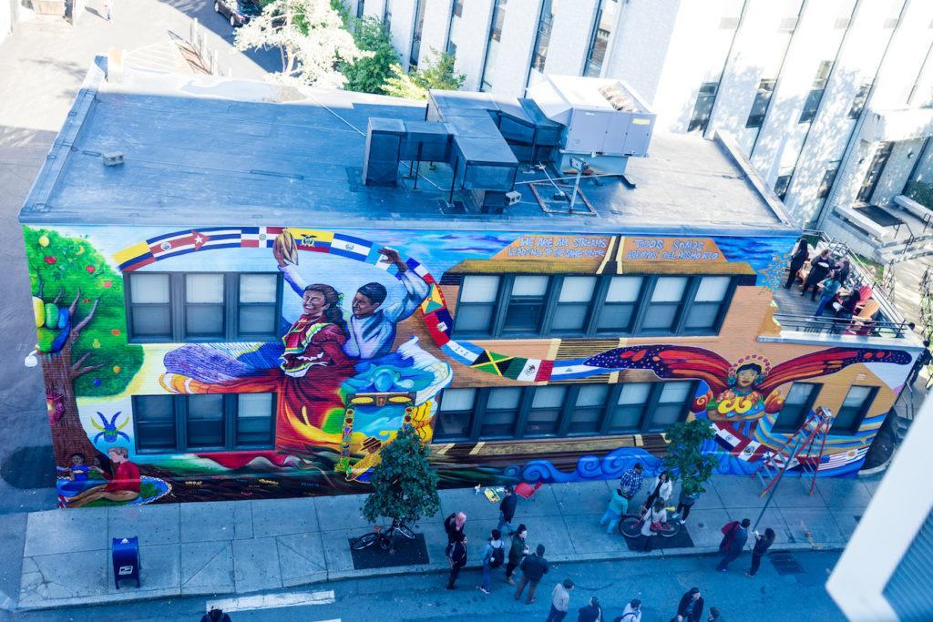 New+mural+celebrates+Latinx+community