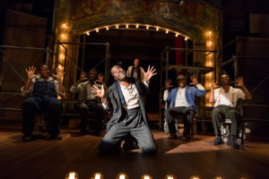 "Review: ""The Scottsboro Boys"" at SpeakEasy"