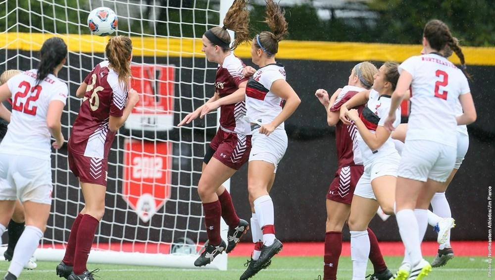 Womens+Soccer+stays+atop+CAA+standings