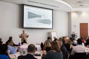 Town hall participants offer ideas for university improvement