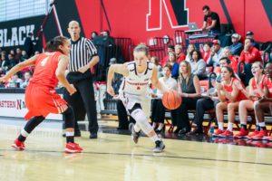 Women's Basketball vs BU, 11/11