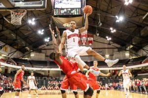 Men's Basketball vs BU, 11/11