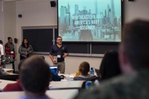 Students help US Navy at hackathon
