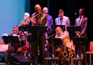 "Coltrane Concert highlights ""Ballads & Blues"""