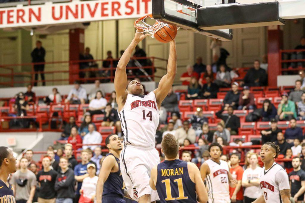 Basketball snaps streak at eight
