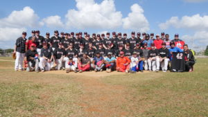Baseball and volleyball represent Huskies in Cuba