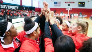 Women's basketball starts CAA play strong