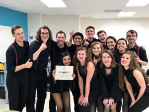 Distilled Harmony Secures Their Spot at Semifinals at ICCA Quarterfinals