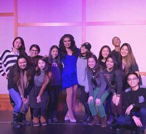 Asian American Heritage Week features TV drag queen