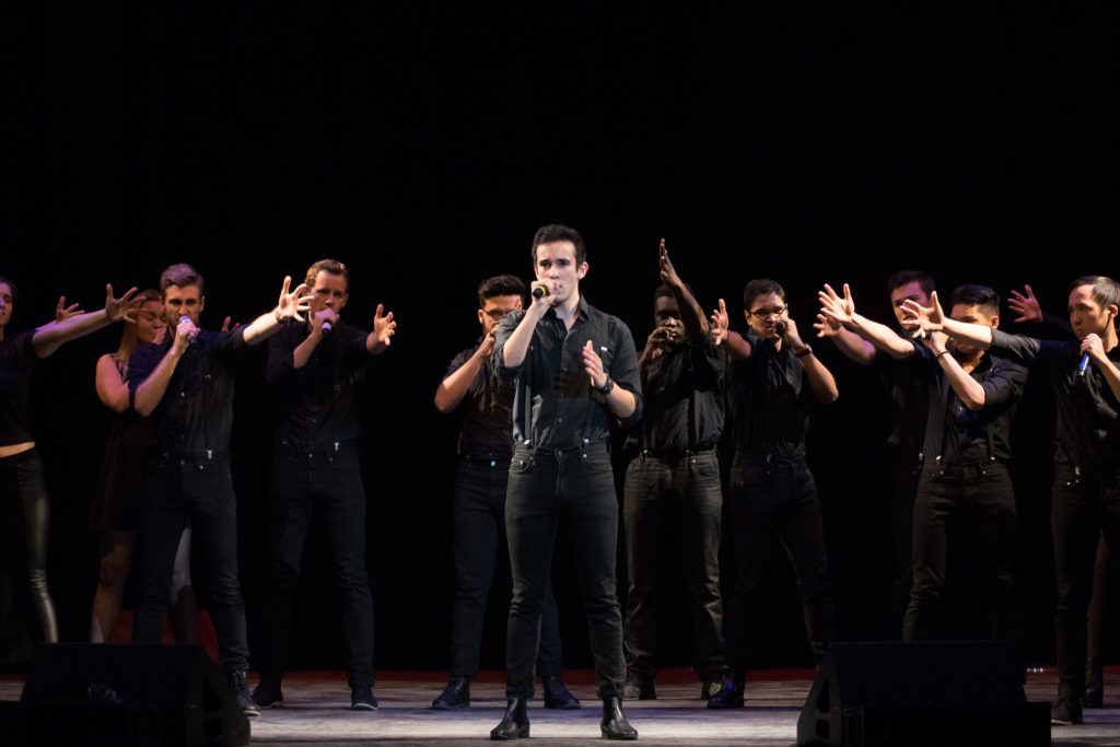The Nor'easters Sing Their Way To Semifinals at ICCA Quarterfinals
