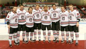 Huskies sweep UConn with senior night victory