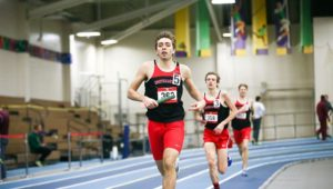 Track and field impresses individually