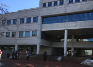 Library hosts data archiving event
