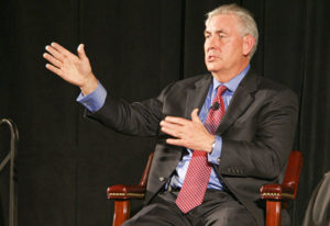 Opening the Cabinet: Rex Tillerson for Secretary of State