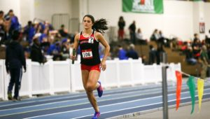 Huskies take first at New England championships