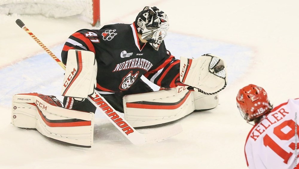 Men's hockey falls to BU in Hockey East quarterfinals