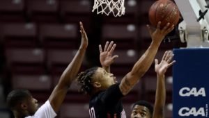 Men's basketball closes out season with CAA loss