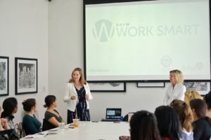 Northeastern Crossing hosts event for city's wage gap week
