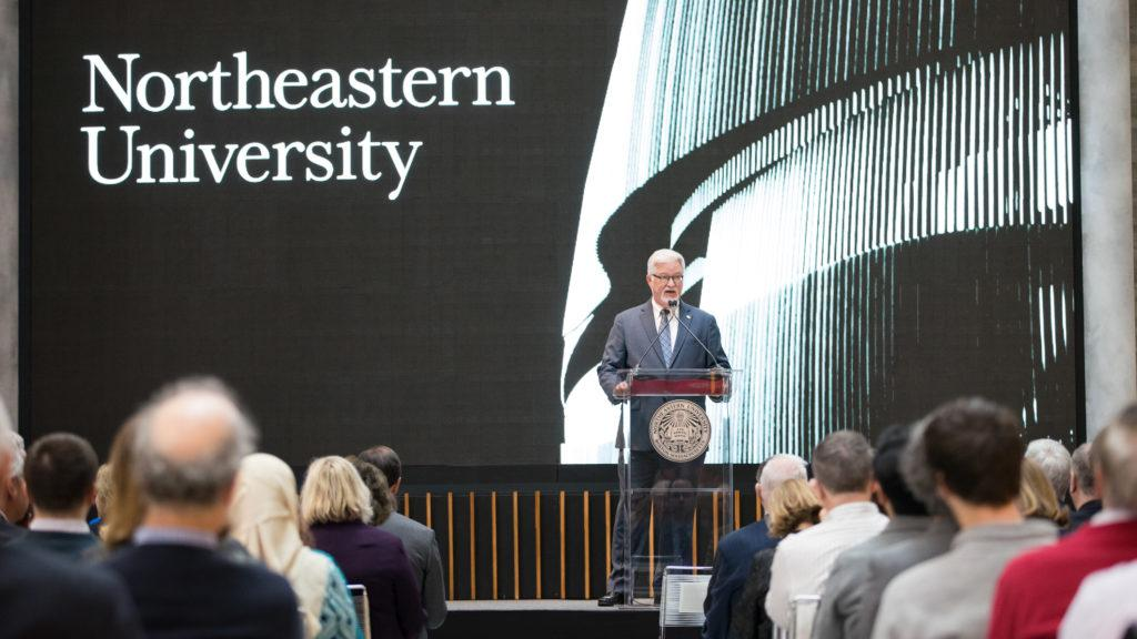 Provost+James+Bean+has+been+at+Northeastern+since+2015.