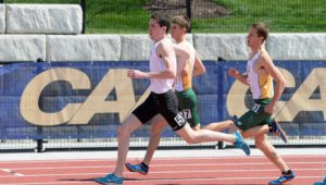Track and field shines at Stanford and Yale