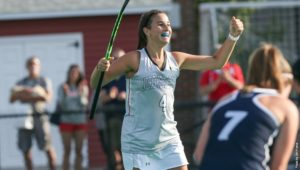 Huskies snag first home win during Ivy League weekend