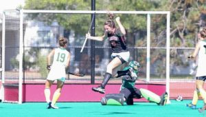 Huskies tack up six unanswered goals to crush Vermont