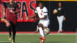 Men's soccer fights through extra time against Harvard, Charleston